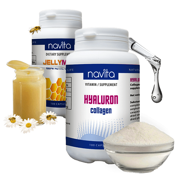 Hyaluron+Collagen & JellyMAX