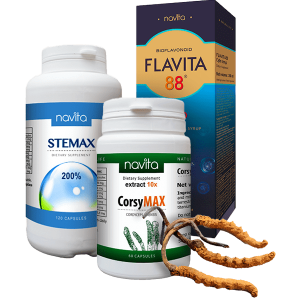 Prevention Bundle - CorsyMAX + Flavita 88 CYTO + Stemax