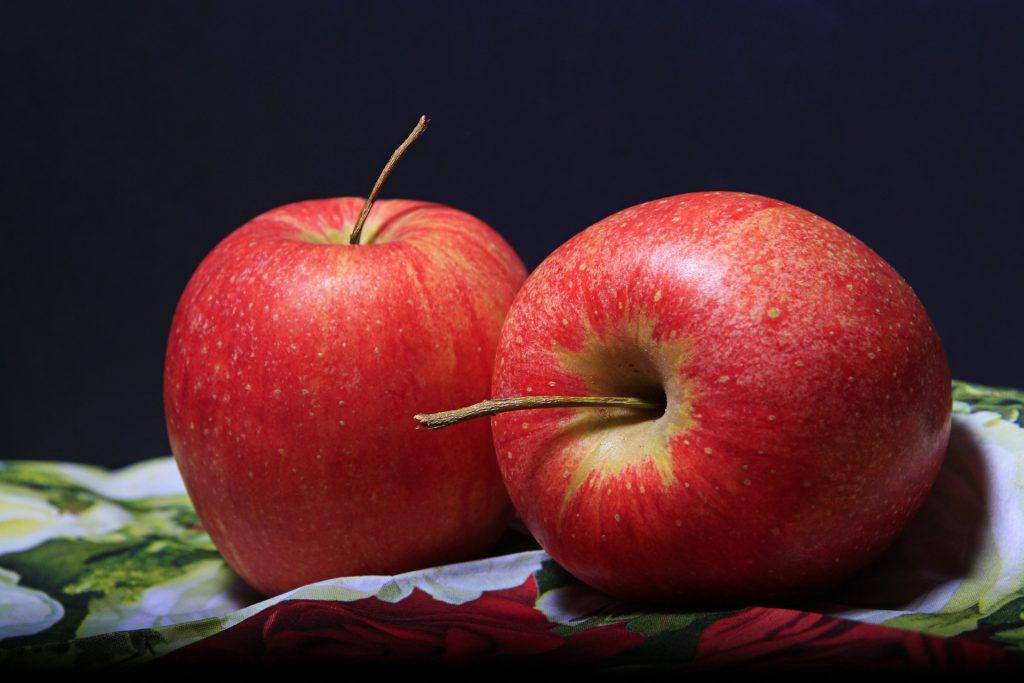 2 alma csökkenti a koleszterinszintet