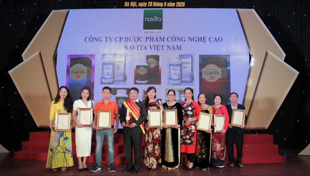NAVITA díjátadó